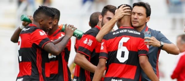 Zé Ricardo consegue classificação na Sul-americana