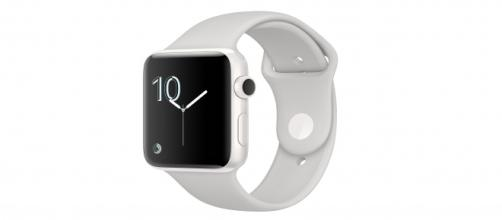 Apple Watch Edition in ceramica.