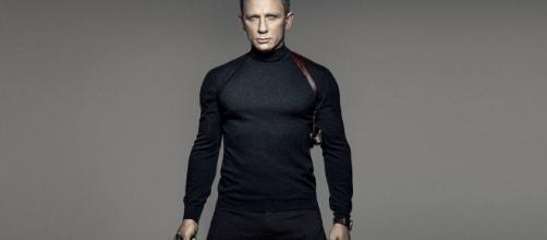 Daniel Craig, photo promotionnelle de 007 SPECTRE