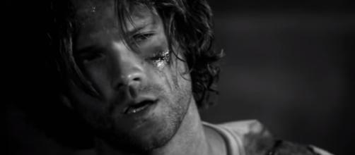 Jared Padalecki as Sam Winchester in 'Supernatural' - Photo via Television Promos/Photo screencap via The CW, YouTube.com