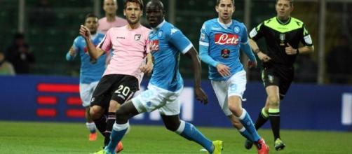 RILEGGI IL LIVE - Palermo Napoli 0-1: continua così la rincorsa al ... - napoliqube.it
