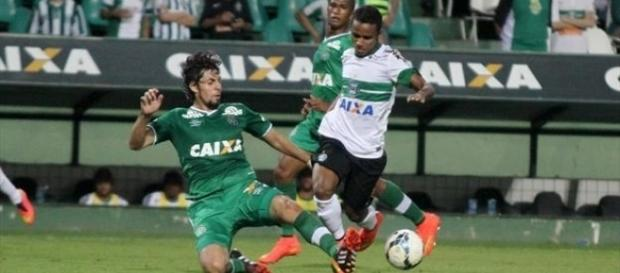 Chapecoense x Coritiba: ao vivo na TV e online