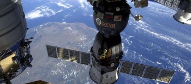 Houston nurtured International Space Station - Houston Chronicle - chron.com