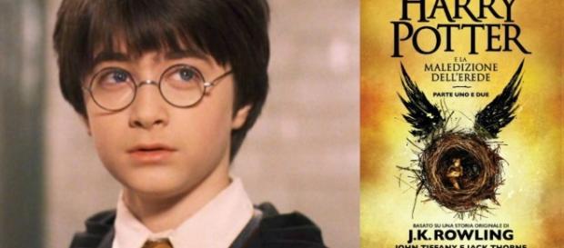 """Il 24 settembre in libreria """"Harry Potter e la maledizione dell ... - illibraio.it"""