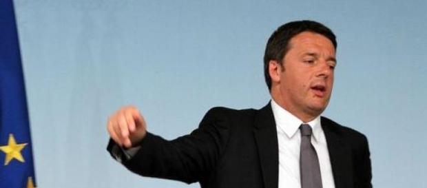 Il Premier Matteo Renzi è stato a Lecce.