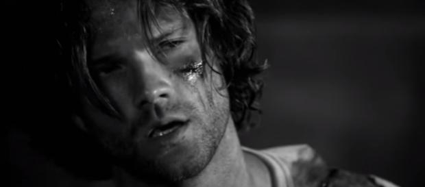 Jared Padalecki as Sam Winchester in 'Supernatural' - Photo via Television Promos/Photo screencap via The CW, YouTube.com