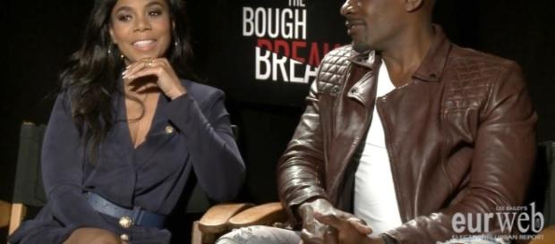 Morris Chestnut and Regina Hall Talk 'When the Bough Breaks' ...- eurweb.com