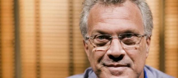 Pedro Bial no 'Na Moral' - Foto/Divulgação