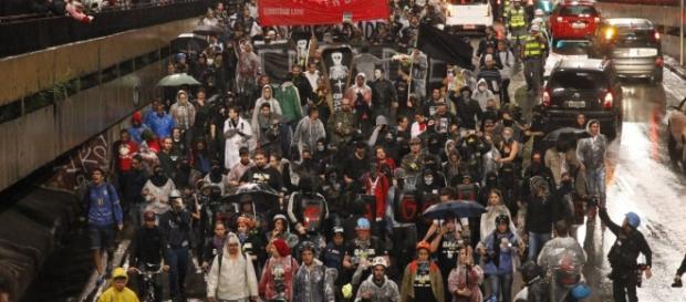 Sindicalistas se mobilizam para protestar em todo o Brasil