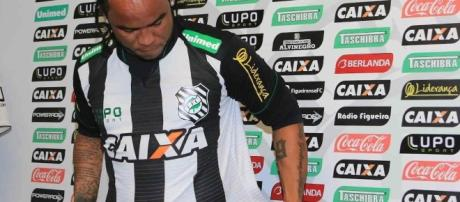 Carlos Alberto, ex-jogador do Figueirense