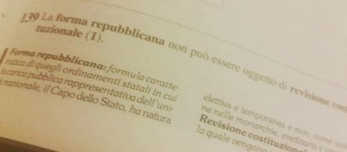 Art. 139 Costituzione italiana