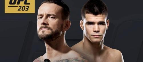 CM Punk Debuta Ante Mickey Gall En UFC 203 | UFC ® - News - ufc.com