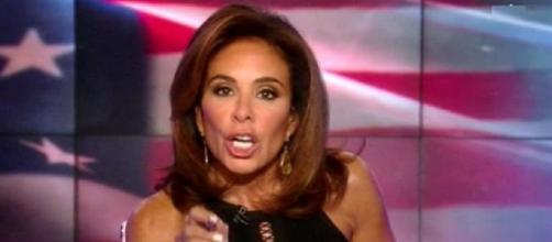 Fox News Judge Jeanine Pirro attacks Hillary over 'Basket of Deplorables'! Photo: YouTube screen shot Fox News