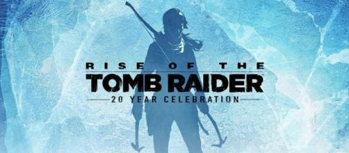 Immagine pubblicitaria per Rise of the Tomb Raider