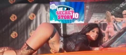 Maéva de Secret Story 10 en pleine action !
