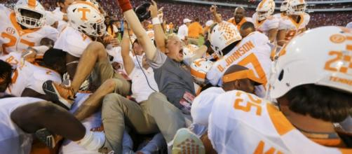 SEC Unbiased: Tennessee's luck keeping Vols winning — for now ... - tnjn.com