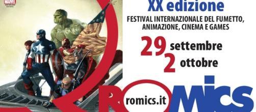Fumetti: Romics, la XX edizione di Roma