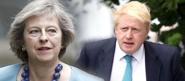 Boris Johnson si esprime a favore di 'Change Britain' - idiavoli.com