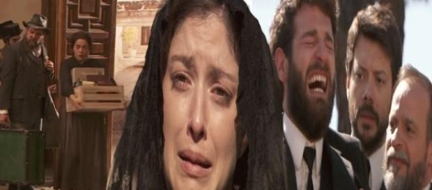 Il Segreto, anticipazioni ottobre: Francisca sfrattata, i funerali di Ines