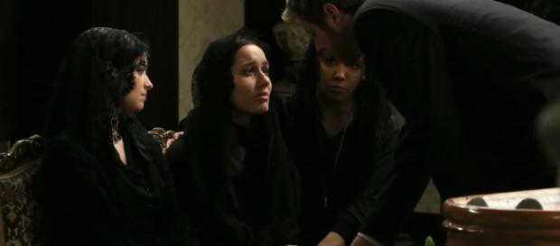 Il Segreto: la morte di Amalia nella puntata 1094