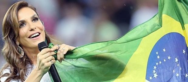 Ivete estará no encerramento da Rio 2016 (Foto: Divulgação/Metropolitana FM)