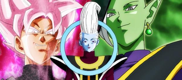La increíble teoría de Wiss sobre el origen de Goku Black.