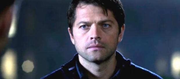 Misha Collins as Castiel in 'Supernatural' - Photo via StefiArya/Photo Screencap via The CW/YouTube.com