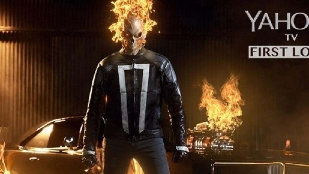 Marvel Lanza Las Primeras Imágenes De El Vengador Fantasma