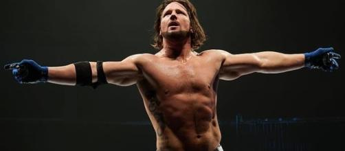 AJ Styles in April 2016 / Photo by Miguel Discart via Flickr.com