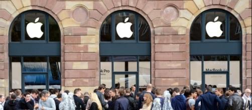 Apple ne veut plus de files devant ses Apple Stores | Belgium-iPhone - lesoir.be