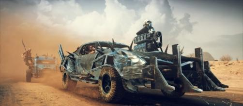 Escena de la película de Mad Max: Fury Road