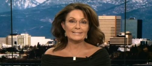 Former Alaska Gov. Sarah Palin, via YouTube