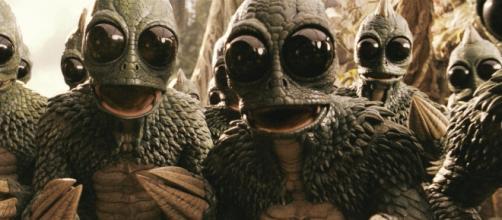 Gli alieni sono enormi e pesano più di 300 kg - alienreport.it