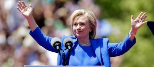 Hillary Clinton Campaign Hits Climate Deniers | All-len-All - all-len-all.com
