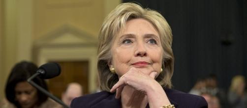 Hillary Clinton, candidata alle Presideniali USA.