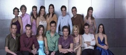 Los 16 concursantes de 'Operación Triunfo 1'