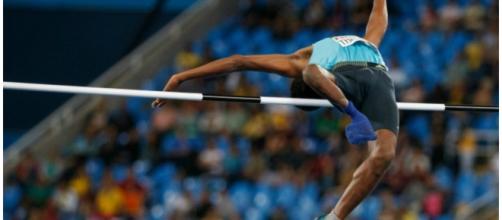 Mariyappan Thangavelu é campeão paralímpico