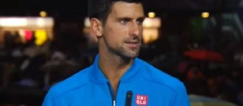 Novak Djokovic fell at US Open-Photo by YouTube/HD Tennis