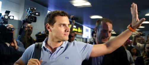Rivera carga otra vez contra Podemos a su regreso de Venezuela ... - publico.es