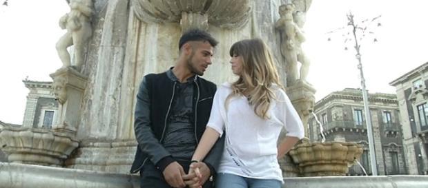 Aldo e Alessia a Uomini e Donne gossip news