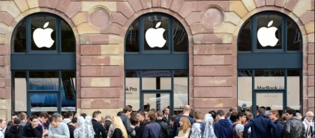 Apple ne veut plus de files devant ses Apple Stores | Belgium-iPhone - lesoir.be