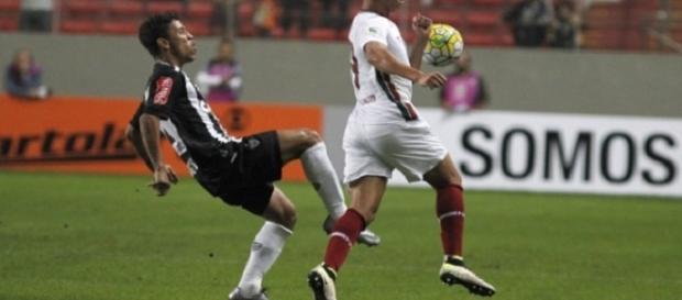 Depois do 1 a 1 no turno, Fluminense e Atlético-MG voltam a se enfrentar neste segunda pelo Brasileirão (Foto: Lance)