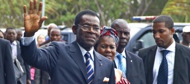 Dictatorul din Guinea Ecuatorială, Președintele Teodoro Obiang Nguema