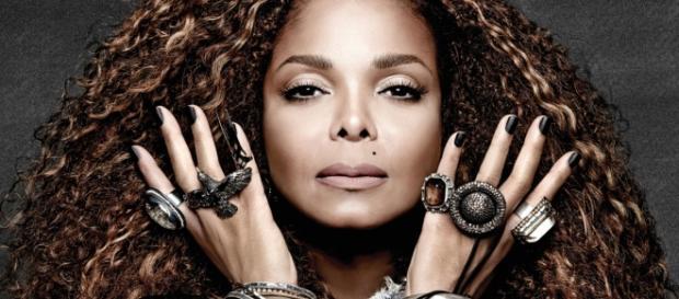 Die US-amerikanische Sängerin Janet Jackson