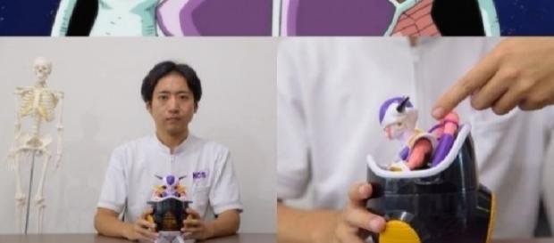 Doctor japones y Freezer el emperador del mal