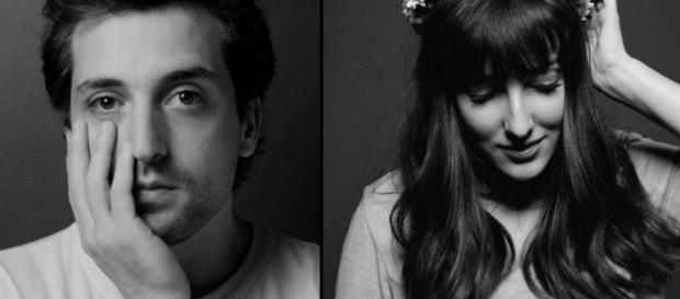 Gregorio e Clarisse - Foto/Montagem