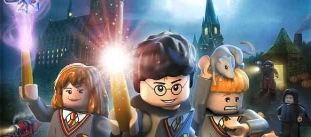 Harry Potter et l'Univers Lego