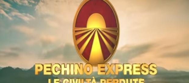 Il logo ufficiale di Pechino Express