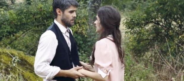 Il Segreto, anticipazioni puntata 1138: Ramiro riabbraccia sua figlia Prado