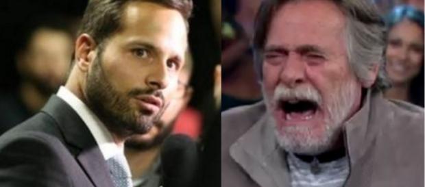 Marcelo Calero e José de Abreu